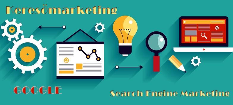 Kereső marketing és optimalizálás